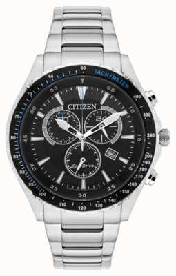 Citizen Chronograph Eco-Drive Stainless Steel AT2381-59E