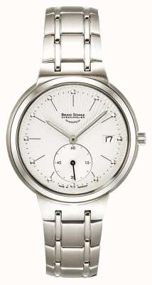 Bruno Sohnle Epona 34mm Stainless Steel Watch 17-13162-252