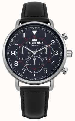 Ben Sherman Mens Portobello Military Chronograph Watch WB068UB