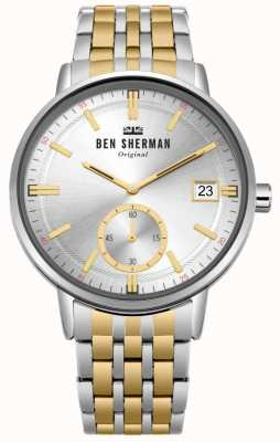 Ben Sherman Mens Portobello Professional Watch WB071GSM