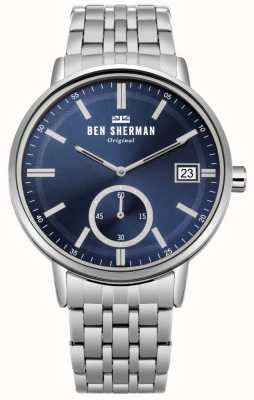 Ben Sherman Mens Portobello Professional Watch WB071USM