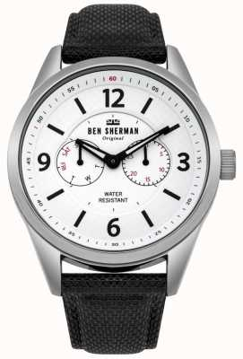 Ben Sherman Mens Big Carnaby Utility Watch WB069WB
