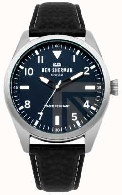 Ben Sherman Mens Carnaby Military Watch WB074UB