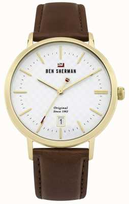 Ben Sherman Mens The Dylan Heritage WBS103TG