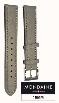 Mondaine Strap 18mm Grey FE30606.80Q