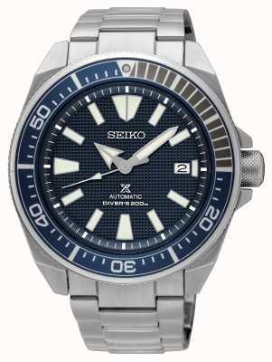 Seiko Prospex Samurai Automatic 200m Blue Dial SRPB49K1