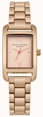 Daisy Dixon Rose Gold Bracelet Rose Gold Satin DD057RGM