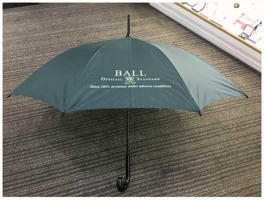 Ball Watch Company Ball Umbrella BALL-UMBRELLA