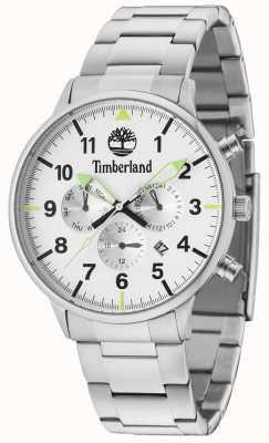 Timberland Spaulding Silver Multi Dial Silver Bracelet 15263JS/01M