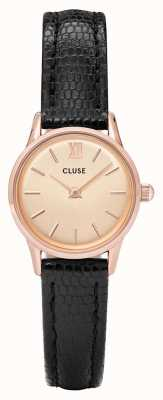 CLUSE La Vedette Rose Gold with Lizard Strap CL50028