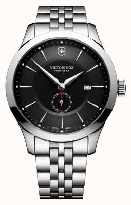Victorinox Swiss Army Alliance Large 44mm Black Dial Bracelet 241762