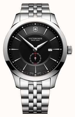 Victorinox Swiss Army Alliance Large 44mm Black Dial Bracelet 241762