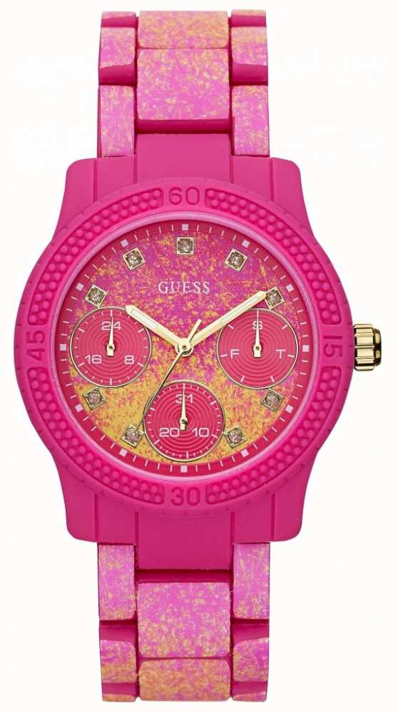 bga baby neon alarm g casio watch illuminator watches pink purple buy