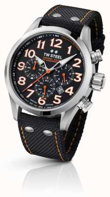 TW Steel Coronel Dakar 10th Anniversary Limited Edition Mens Watch TW963