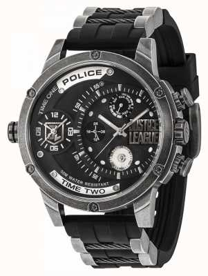 Police Justice League Limited Edition Watch Dealer Edition 14536EDG