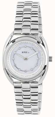 Breil Petit Stainless Steel White Mother Of Pearl Dial TW1650
