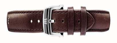 Maurice Lacroix Strap Only 14/16mm Standard Brown Leather ML740-005001