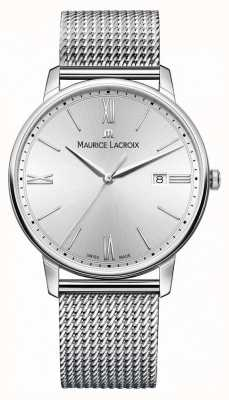 Maurice Lacroix Eliros Stainless Steel Mesh Watch EL1084-SS002-110-1