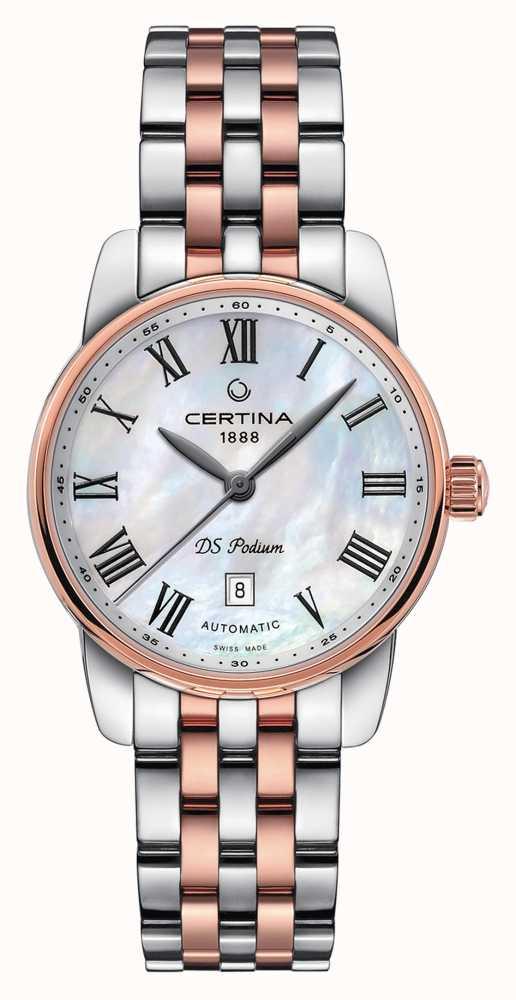 Certina C0010072211300
