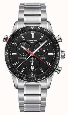 Certina Men's Ds-2 Precidrive Flyback Chronograph Watch C0246181105101