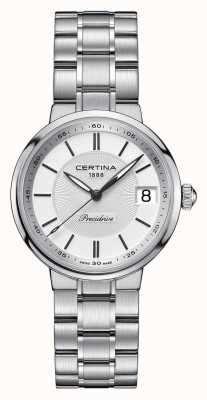 Certina Womens Ds Stella Precidrive Watch C0312101103100