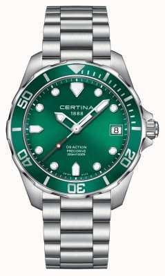 Certina Mens Ds Action Precidrive 300m Watch C0324101109100