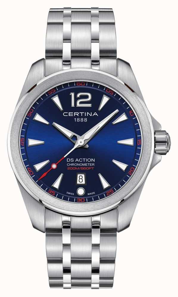 Certina C0328511104700
