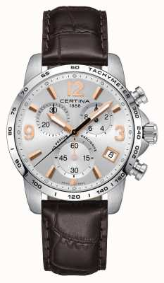 Certina | DS Podium | Precidrive | Chronograph Watch | C0344171603701