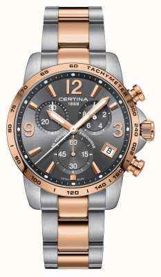 Certina Mens Ds Podium Precidrive Watch | Two Tone | EX-DISPLAY C0344172208700EX-DISPLAY