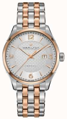 Hamilton Mens Jazzmaster Viewmatic Automatic Stainless Steel Strap H42725151