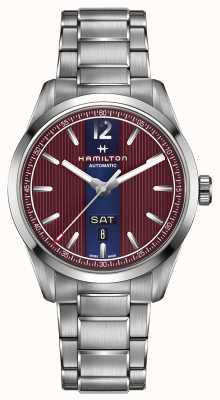 Hamilton Mens Broadway Day/date Automatic Watch H43515175