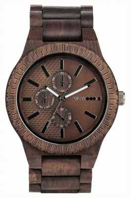 WeWood Kos Choco Gun | Wood Strap | EX DISPLAY 70105516EX-DISPLAY