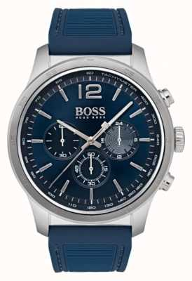 Boss Mens Professional Chronograph Watch Blue 1513526