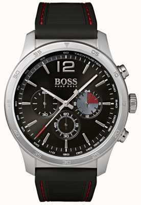 Hugo Boss Mens Professional Chronograph Watch Black 1513525