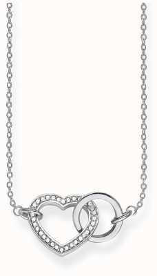 Thomas Sabo Valentines Heart Necklace KE1644-051-14-L50V