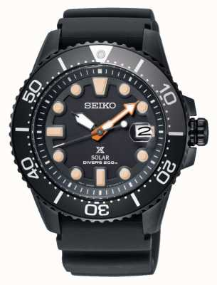 Seiko Prospex Sea Black Series Limited Edition SNE493P1