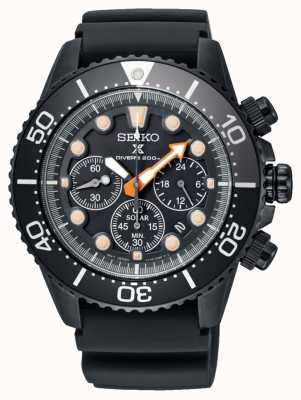 Seiko Prospex Sea Black Series Limited Edition SSC673P1