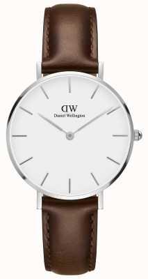 Daniel Wellington Petite Bristol White DW00100183