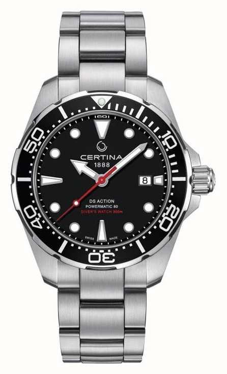 Certina C0324071105100