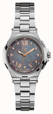 Gc Womens Structura Stainless Steel Y33103L5