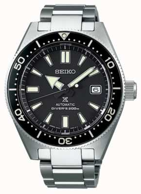 Seiko Seiko Prospex Divers RecreatIon Black Dial Automatic Watch SPB051J1