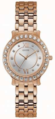Guess Womens' Viva Multidial Rose Gold Tone Sports Watch ...