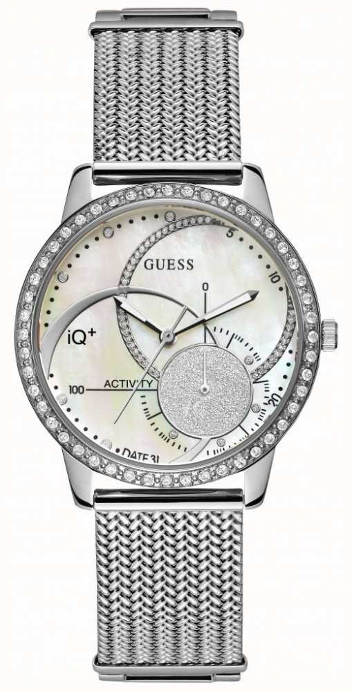 Guess IQ+ Womens Hybrid Smartwatch C2001L1 - First Class ... - photo #16