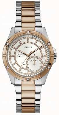 Guess IQ+ Womens Hybrid Smartwatch C2002L3