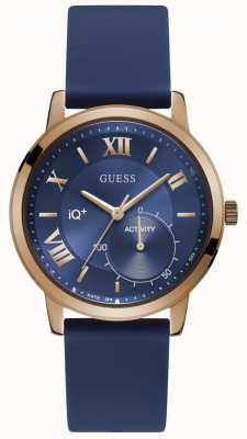 Guess IQ+ Unisex Hybrid Smartwatch C2004G2