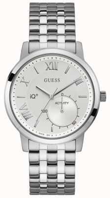 Guess Mens IQ+ Hybrid Smartwatch C2004G3