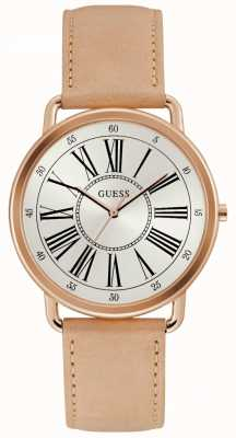 Guess Kennedy Womens Trend Analogue Rose Gold Round W1068L5