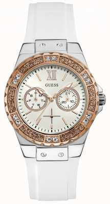 Guess Limelight Womens Sport Multi Silver W1053L2