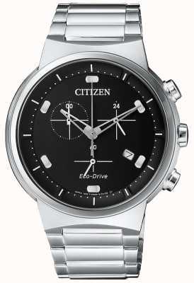 Citizen Mens Eco-Drive Chronograph AT2400-81E