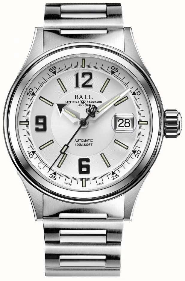 Ball Watch Company NM2088C-S2J-WHBK